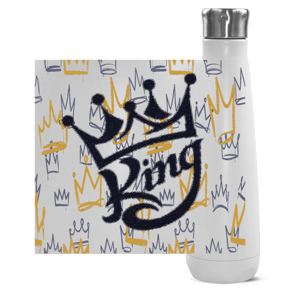 King Peristyle Water Bottles - Unapologetic Decor