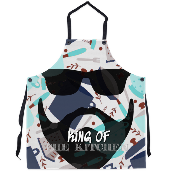 King of the Kitchen Apron - Unapologetic Decor