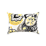Delighted Throw Pillows - Unapologetic Decor