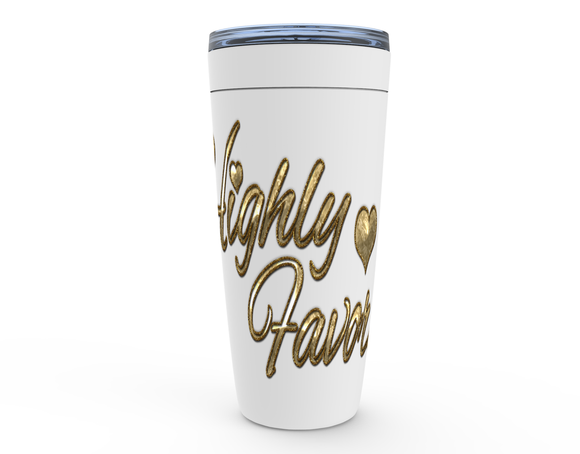 Highly Favored Viking Tumblers - Unapologetic Decor
