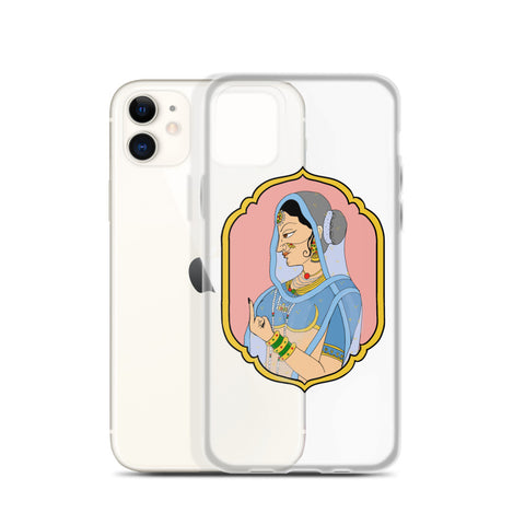 Maharani Mood  - iPhone Case
