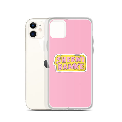 Sherni Banke - iPhone Case