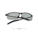 Photochromic Sunglasses with Polarized Lens for Outdoors