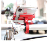 Cell Phone Holder for Bike - Keep Phone Safe While Riding