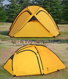 HILLMAN 3-4 Person Waterproof Ultralight Camping Family Tent