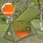OneTigris BACKWOODS BUNGALOW Super Shelter 2-Person Camping Tent