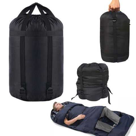 Waterproof Sleeping Survivor Compression Sack Bag