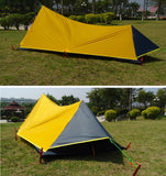 Top Lander 1-Person Waterproof Ultralight Backpacking Bivy Tent