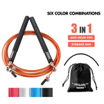 Aolikes Crossfit Speed Jump Rope - GoGetThings