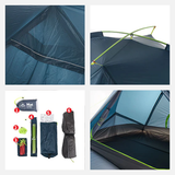 NatureHike 1.4-1.6kg Tagar 1-2 Person Camping Tent