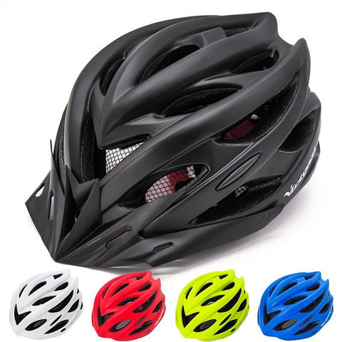 VICTGOAL Matte Bicycle Helmets