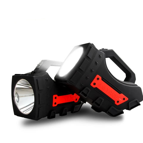 YAGE Rechargeable Portable Camping Flashlight