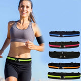 Expandable Pocket Running Waist Bag