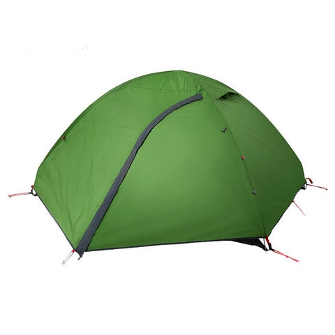 TrackMan 2-Person Waterproof Camping Dome Tent
