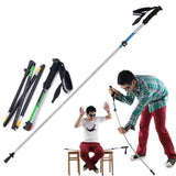 Naturehike 5-Section Ultralight Walking Stick Trekking Pole