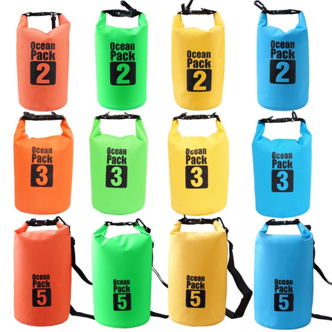 Ocean Pack 2L 3L 5L Waterproof Dry Bag