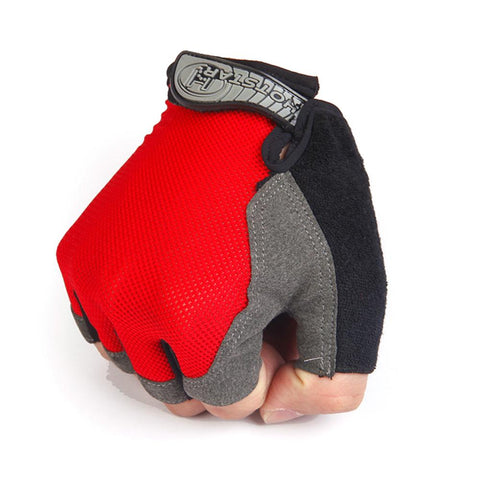 Breathable Half-fingered Cycling Gloves