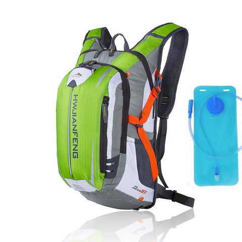 HWJIANFENG Hydration Backpack with 2L Water Bag - GoGetThings