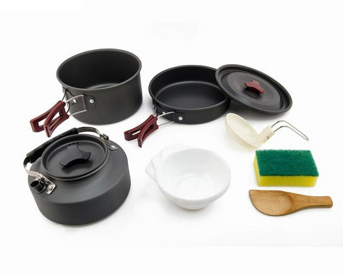 Widesea Camping Outdoor Cookware Set - GoGetThings