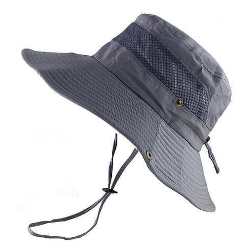 Summer Fishing UPF 50+ Bucket Hat