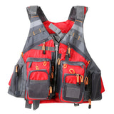 Quickdry Breathable Fishing Vest