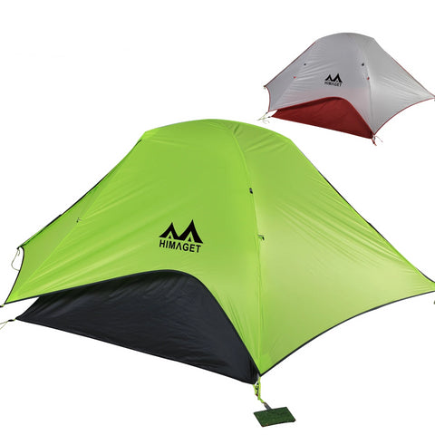 HIMAGET 3 Season 2-Person Lightweight Waterproof Camping Tent