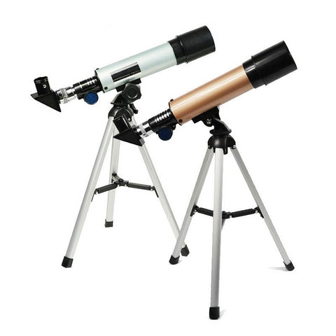 F36050M Astronomical Telescope With Portable Tripod - GoGetThings