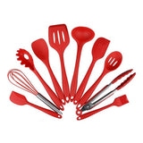 Non-stick Silicone Cooking Tool Set - GoGetThings