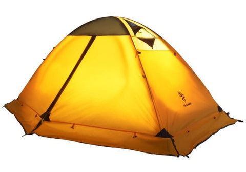 HILLMAN 2-Person Lightweight Waterproof Camping Dome Tent