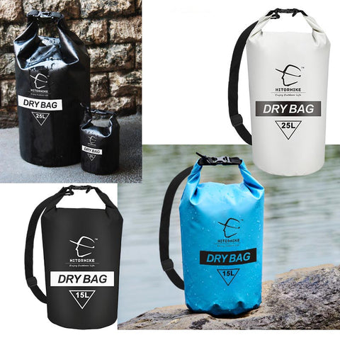 HITORHIKE 15L/25L Waterproof Dry Bag