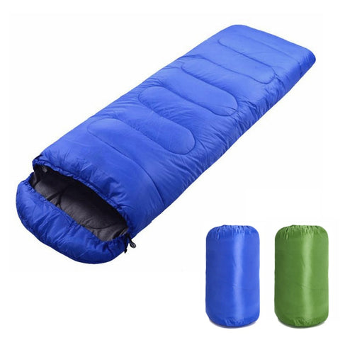 Lightweight Envelope Sleeping Bag with Compression Sack - GoGetThings