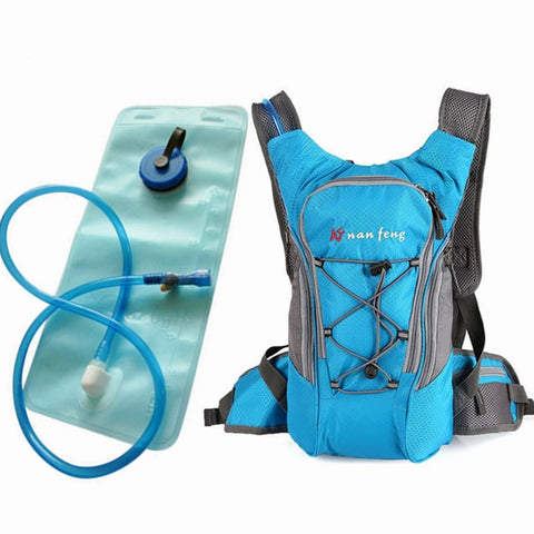 Nanfeng 5L Hydration Backpack + 2L Water Bag - GoGetThings