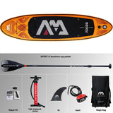 FUSION 10'4'' Inflatable Stand Up Paddle Board