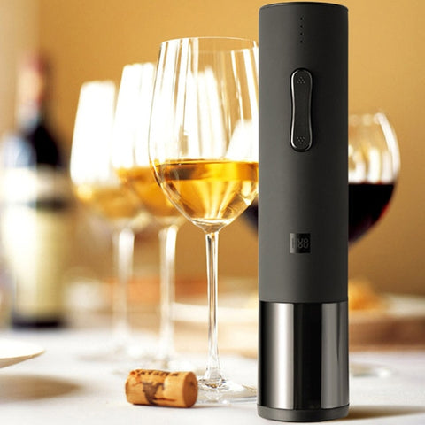 Xiaomi Automatic Wine Bottle Electric Opener - GoGetThings