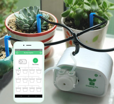 Dripping Pro Automatic Irrigation Watering Timer - GoGetThings