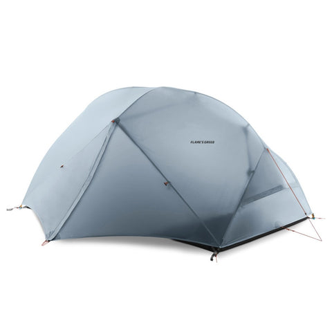 FLAME'S CREED 4 Season 2-Person Waterproof Camping Dome Tent