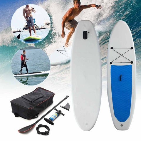 Gofun 310x68.5x10cm Inflatable Stand Up Surfboard