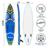 FunWater 11' Inflatable Stand Up Paddle Board