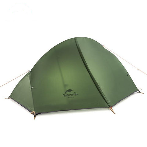 Naturehike Cycling Ultralight Silicone One Man Tent - GoGetThings