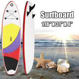 9'10'' Inflatable Stand Up Paddle Board