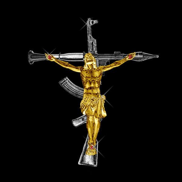 Jesus Piece Design