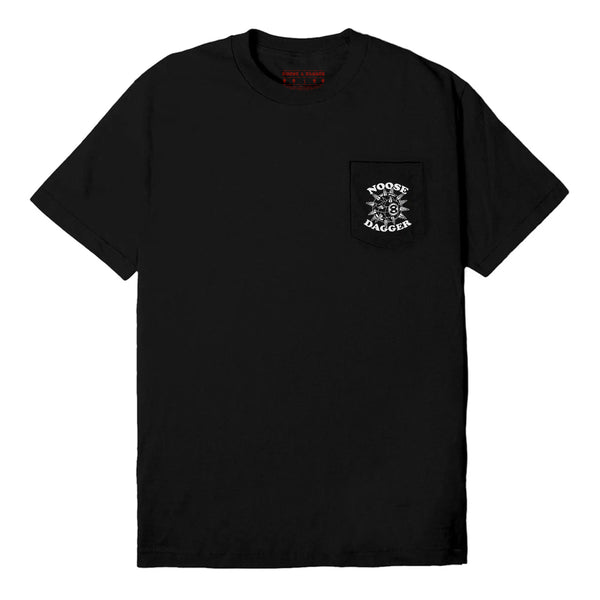 No Trust In Luck Pocket Tee
