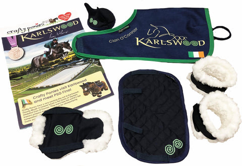 Karlswood accessory set