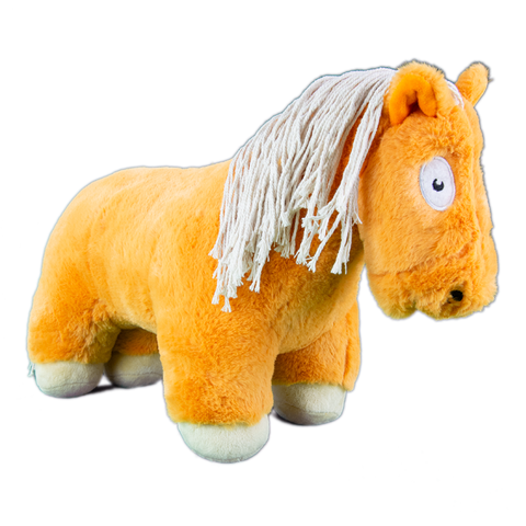 Crafty Ponies Soft Toy Pony Chesnut