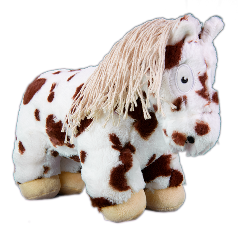 Crafty Ponies Soft Toy Pony Skewbald