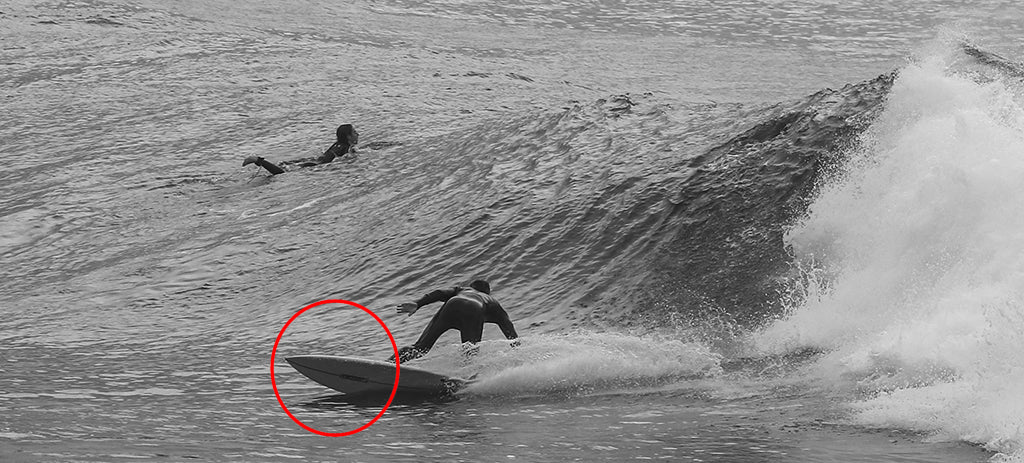 How-To-Choose-A-Surfboard-Nose-Nose-Out-Of-The-Water