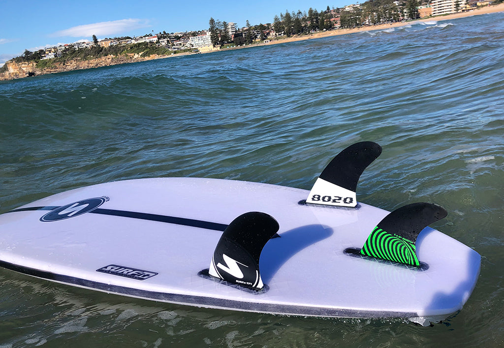 Fins Are Most Important For Your Surfing After Your Board