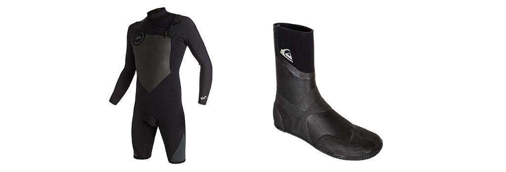 Winter-Wetsuit-Experience-2019-2020-Quiksilver-2mm-Springsuit-and-Neo-Goo-3mm-Booties
