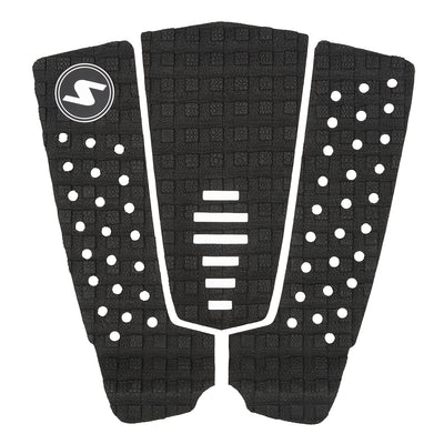SURFit 3 Piece Tail Grip Black White Top