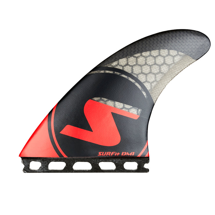 SURFit D1 Tri Fin Set Rear Futures